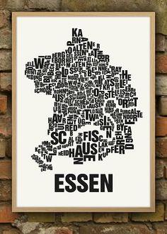 Poster Essen Kulturhauptstadt