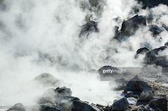 長崎県雲仙の地獄  Unzen Jigoku, Unzen City, Nagasaki, Japan