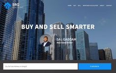 CT Media Studio is proud to have launched SRG Realty Incs new website this week! Get in contact with @salgaddam for all your buying selling renting and investing needs! Hes experienced in both commercial and residential properties and can provide you with the trusted representation you deserve.  http://ift.tt/2bNmGjI