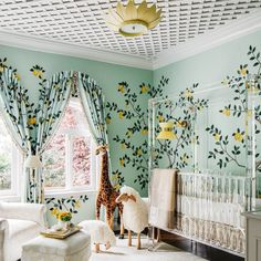 Lemon Drop Lullaby Nursery