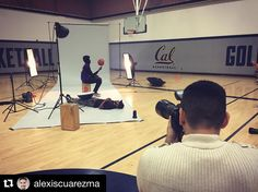 #Image by @alexiscuarezma  BTS with @fchwpo #jaylenbrown