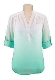 Love the ombre. - Maurices