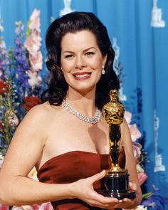 (2000) - Marcia Gay Harden [Pollock] makeup by Collier Strong.
