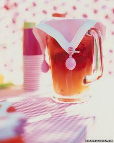 Raspberry-Lemonade Punch - Martha Stewart Recipes