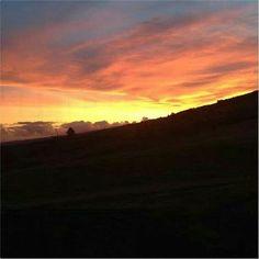 Sunrise. ...
