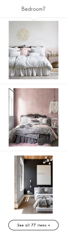 beautiful pink rose printed 4 piece brown comforter bedding sets