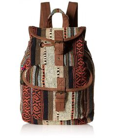 Catori Bags Backpack by by Sandsation -- To view further for this item, visit the image link. Buy Backpack, Hiking Backpack, Laptop Backpack, Hobo Bag Patterns, Brown Leather Backpack, Shoulder Bags For School, Travel Handbags, Textiles, Fashion Bags