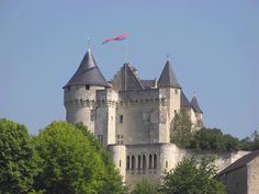 This castle is standing up there for over 500 years!