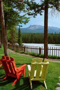 Beckers Chalet Jasper, Alberta CA - definitely want to return and stay here
