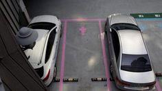 """Zuid-Koreaanse vrouwen kunnen """"roos"""" parkeren"""