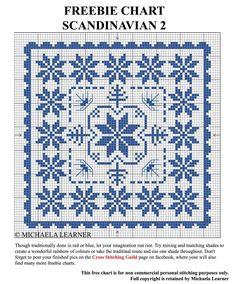 Scandinavian chart