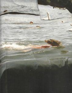 bed sheets lake, bless, 2009