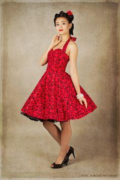 Atelier Belle Couture | Petticoatkleid für den Abiball / Jugendweihe