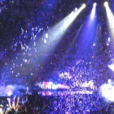 Purple rain with Prince