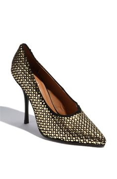 Jeffrey Campbell 'Jules Stud' Suede Pump available at #Nordstrom hot hot hot!
