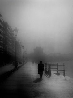wandering somewhere near you- thessaloniki greece. by stella sidiropoulou Street Photography, Art Photography, Darker Shades Of Grey, Alone In The Dark, Thessaloniki, Photo Black, Vintage Photographs, Historical Photos, Life Is Beautiful