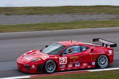 Ferrari F430 GT2/ IMSA Tudor GTLM; Pierre Kaffer & Giancarlo Fisichella.