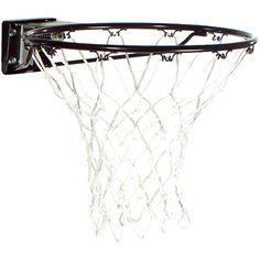 Huffy Slam Jam Basketball Rim, Black