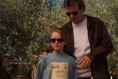 When Annie is introduced to Meredith, she wears a Parker Knoll T-shirt — the name of the family vineyard.