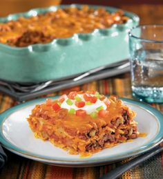 Try Ortega Taco Casserole  recipe at family night! For more like this, see what's cooking in our kitchen!