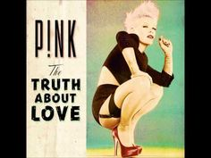 """P!nk - Chaos & Piss #Pink   """"I thought that you were driving, but you've given me the wheel  There's rain clouds out there, that you don't wanna feel  Your anger's like a razor blade, it's just too bloody real  I thought that you would be here, no I just don't get it"""""""