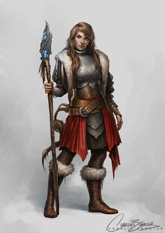 New Video Tutorial by Charlie-Bowater  armor clothes clothing fashion player character npc | Create your own roleplaying game material w/ RPG Bard: www.rpgbard.com | Writing inspiration for Dungeons and Dragons DND D&D Pathfinder PFRPG Warhammer 40k Star Wars Shadowrun Call of Cthulhu Lord of the Rings LoTR + d20 fantasy science fiction scifi horror design | Not Trusty Sword art: click artwork for source