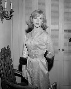 Anne Francis in The Alfred Hitchcock Hour (1962)