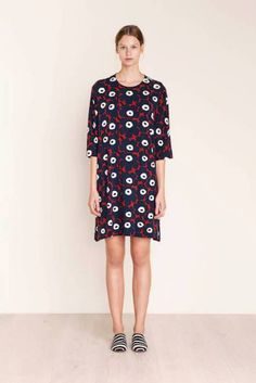 Petrina Dress - Marimekko Pre-Fall 2016