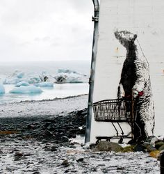 Le Street Art venu du froid – 25 créations de Pøbel | Ufunk.net