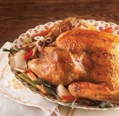 Our 6 Favorite Thanksgiving Turkeys