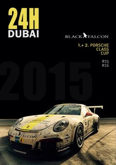 #24HDubai first and second in class #blackfalcon