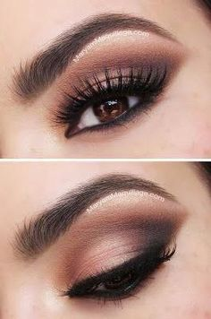 Smokey eyes are classic eye makeup and, it will be in trends for many years know we all want to do that. Here is some smokey eyes tutorial. Makeup Tips In Urdu, Eye Makeup Tips, Eyeshadow Makeup, Eyeliner, Makeup Tricks, Makeup Ideas, Makeup Inspo, Makeup Tutorials, Makeup Geek