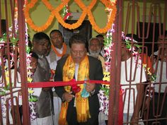 Excited to launch a new READ Center #Library in Pokhariya, Parsa #Nepal! Thanks to our partner @reachouttoasia!