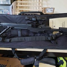Socom16 CQB with A*B Arms Urban Sniper Stock X Submissive, Arms, Urban, Weapons