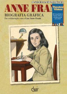 Anne Frank: Biografia Grafica (2013)   Titulo: Anne Frank: Biografia Grafica (2013) Formato(s): CBR Idioma(s): PT-PT Scans: malexandrerevez Restauro: Gizmo Num. Paginas: 169 Resolucao (media): 1938 x 3018 Tamanho: 158.26MBDownload (FileFactory)Download (Zippyshare)Agradecimentos: Obrigado ao/a malexandrerevez pelo trabalho de digitalizacao e tambem ao/a Gizmo pelo restauro!  Sinopse: Durante a ocupacao da Holanda pelos nazis a jovem Anne Frank viveu escondida com a sua familia e outras…