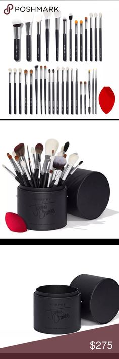 Morphe james charles brush set