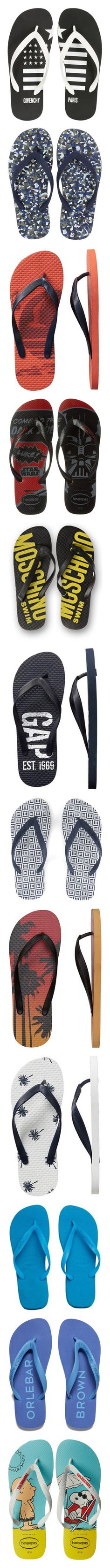 Black sandals gap -  Hawaianas Ojotas De Hombre By Infinito1 Liked On Polyvore Featuring Men S Fashion