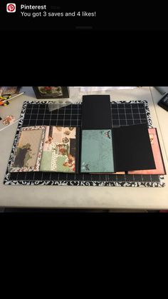 4x6 Gift Card Folio with Box Set created by crafter Angel Leopold.   Click on the link below to purchase the tutorial.     http://shop.paperphenomenon.com/4x6-Gift-Card-Folio-with-Gift-Box-Set-Combo-tutvid099.htm