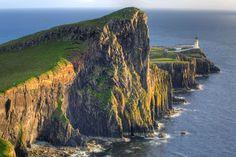 Neist Point Leuchtturm, Schottland