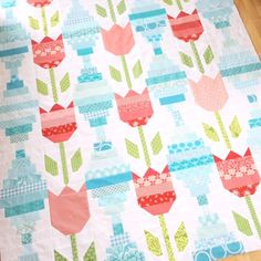 Hyacinth Quilt Designs: Little bits of sewing