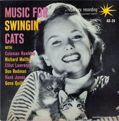 """Music For Swingin' Cats"""