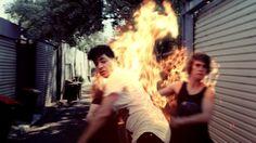 Viva 'Fire' Directed by Ash Bolland,  VFX umeric.com