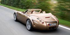 Wiesmann - The individualist manufacturer - Models / Roadster MF5 / Exterior
