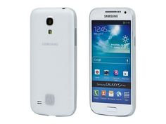 Ultra-thin Shatter-proof Case for Samsung Galaxy S4 Mini - Clear - Monoprice.com