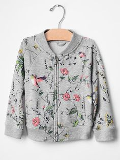 Hummingbird bomber jacket Product Image