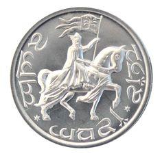Moneda Gondor Crown, El Señor de los Anillos. Shire Post Mint