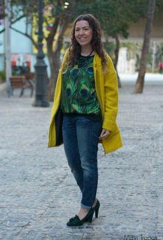 OASAP.com JerseysComprar onlineComprar online, Zara  Abrigos and H & M a/w 2013  Jeans ESTE ES MI NUEVO OUTFIT EN CHICISIMO