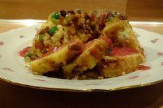 Recept voor kabinetpudding, een ouderwets dessert