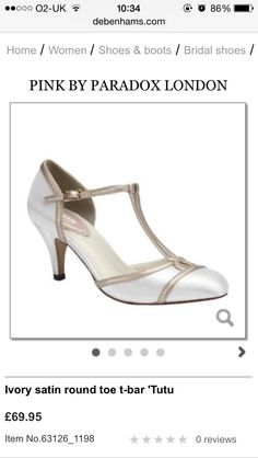 0c0c39f22a0 The 15 best Wedding Shoes images on Pinterest