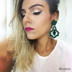 #makeup #maquiagem #maquiagensbrasil #makeuplover #makeupaddict #hudabeauty #pausaparafeminices #belezei